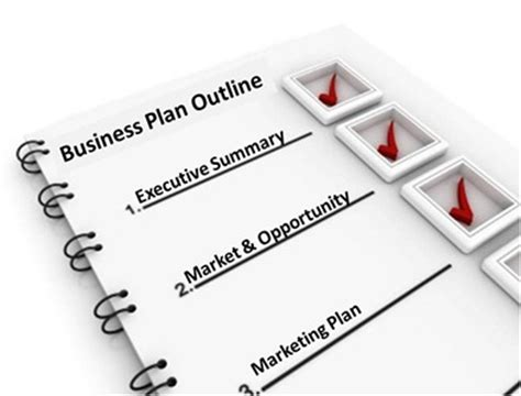 How to Format the Financial Section of a Business Plan